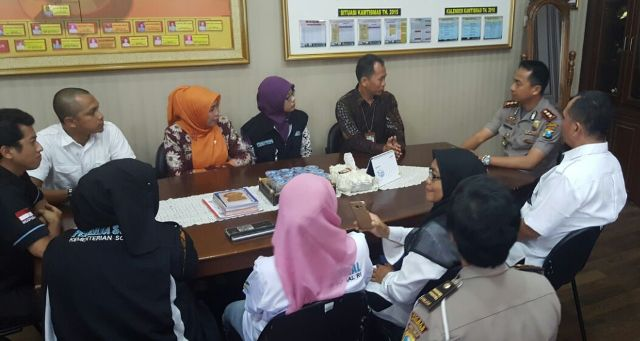 Kasus ini menjadi perhatian dan atensi Kapolres Pasuruan hingga menjadi perhatian serius Direktur Direktorat Rehabilitasi Sosial Anak Kemensos RI, Nahar.