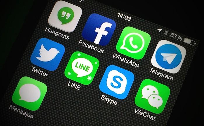 Berbagai jenis app chatting untuk smartphone
