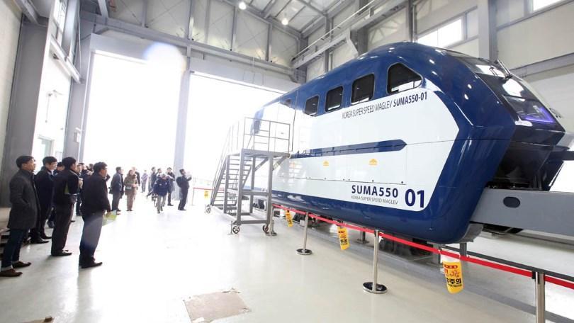 Kereta Api super cepat Korea / PCMag