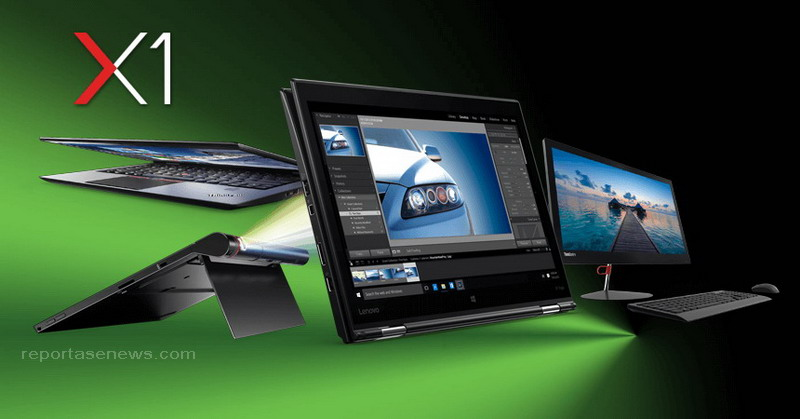 Keluarga Lenovo Thinkpad X1 terbaru