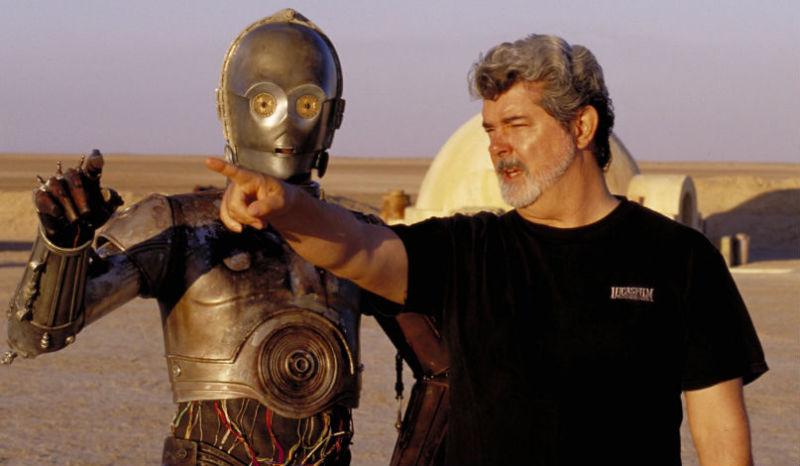 George Lucas/ Google