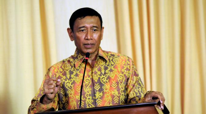 Menko Polhukam Wiranto