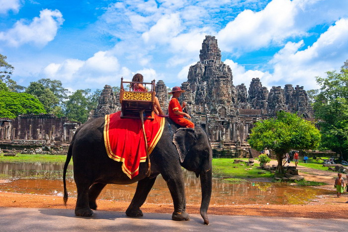 Turis mancanegara meningkat masuk di Kamboja/ Travel Coupon