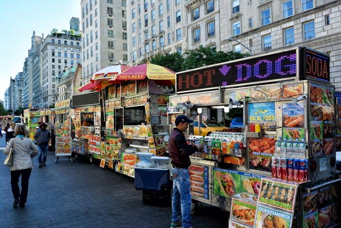 Menjual makanan didalam truk makanan akan segera ada di Hongkong/ AFoodieworld