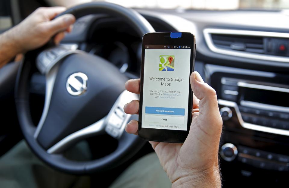 google-maps dimobil