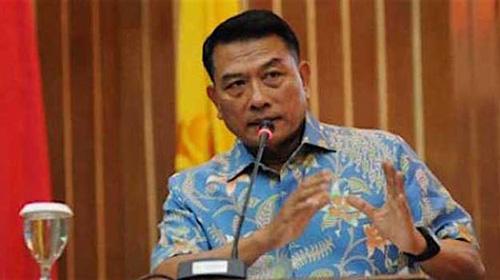 Ketua HKTI Jenderal (Purn) TNI Moeldoko,