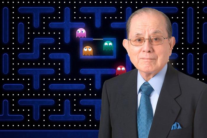 Masaya Nakamura, pelopor video game di Jepang yang membuat demam pacman meninggal