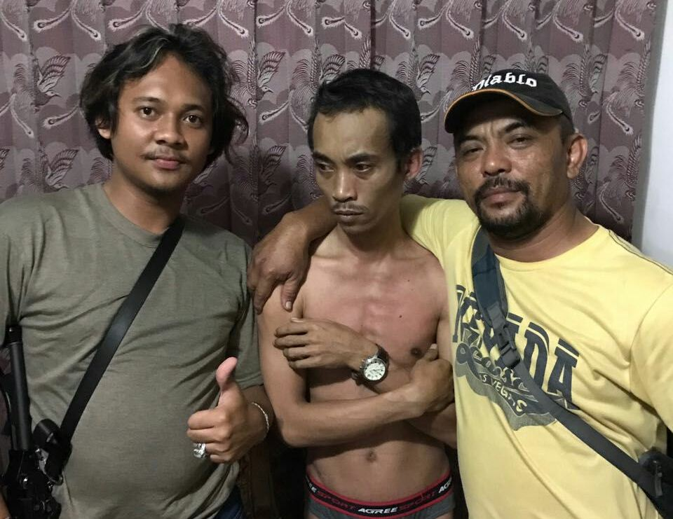 Salman Nuryanto, bos Pandawa Group yang dibekuk Tim Krimsus Polda Metro Jaya,