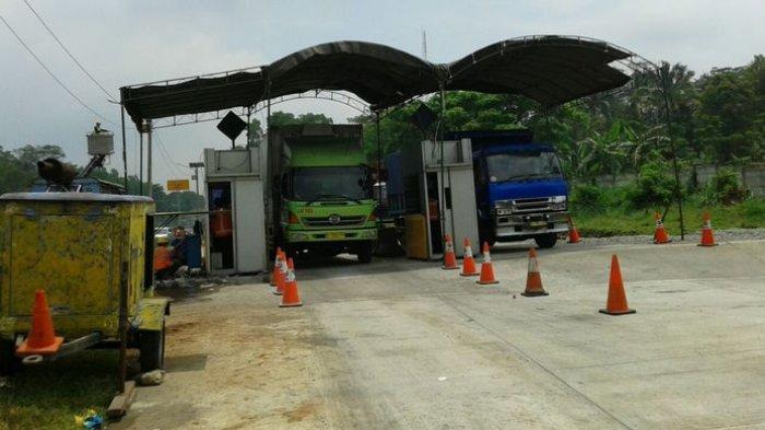 Gerbang tol Sawit untuk mengurai kepadatan lalu lintas di tol Purbaleunyi