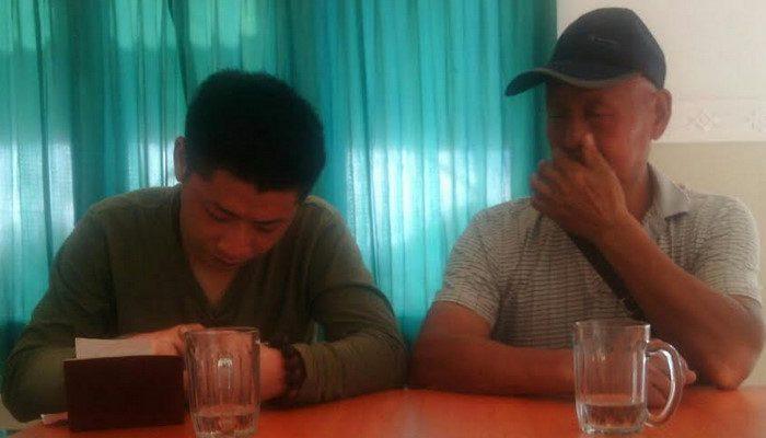 Dua warga Tiongkok yang bekerja ilegal di Kepulauan Riau diamankan petugas Korem.