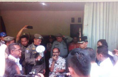 Rudy Bachtiar, sempat meminta petugas membatalkan eksekusi.