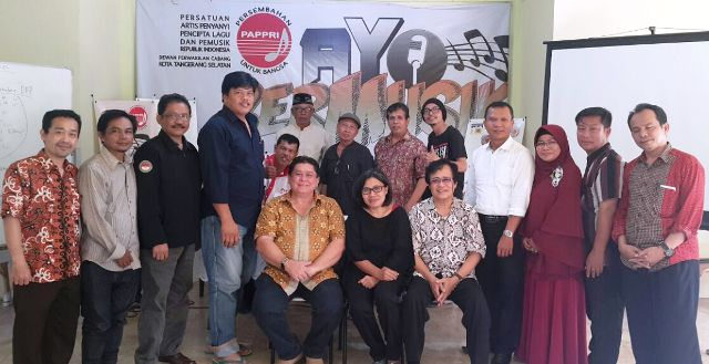 Dewan Pengurus Cabang Persatuan Artis Penyanyi, Pencipta Lagu dan Pemusik Republik  Indonesia Kota Tangerang Selatan (DPC PAPPRI Tangsel), akan mengadakan konser 1000 musisi. Konser gratis itu akan berlangsung pada awal April dan menjadi agenda tahunan Kota Tangsel.