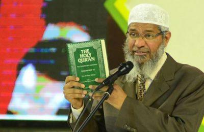 Dr.Zakir Naik pakar perbandingan agama. (foto: istimewa)