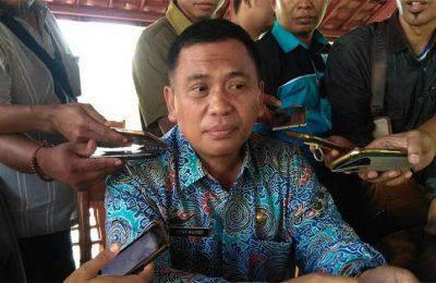 Wakil Bupati Situbondo, Yoyok Mulyadi. (foto: fat)