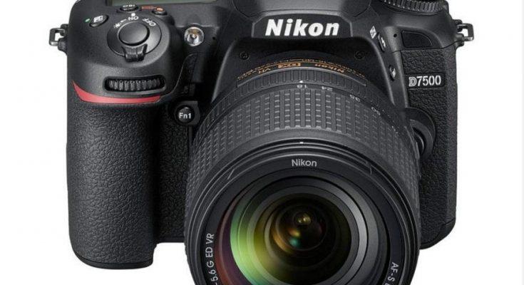Nikon D7500 kamera midrange dengan 20,9 megapixel  dan video 4 K/ Nikon