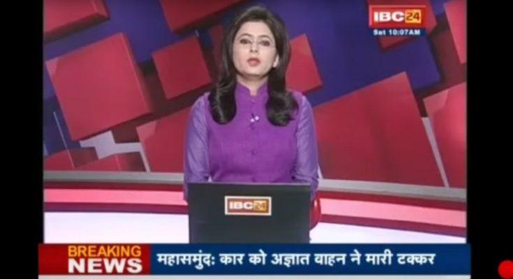 Supreet Kaur membacakan siaran live kematian suaminya akibat laka lantas