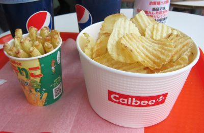 """Calbee"" salah satu merk keripik populer di Jepang habis dari pasar"