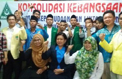 Ormas Kepemudaan Situbondo dukung Pemerintah bubarkan HTI. (foto:; fat)