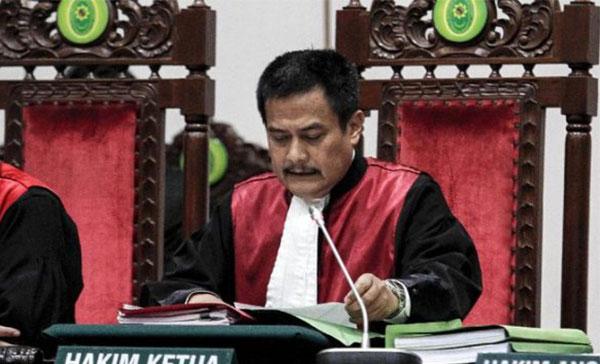 Ketua Majelis Hakim perkara Ahok, Dwiarso Budi Santiarto terancam ditolak warga Bali. (foto: istimewa)