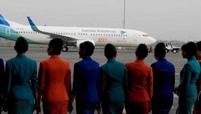 Karyawan dan Pilot Garuda Indonesia mengancam mogok kerja. (foto: kontan)