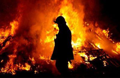Ilustrasi kebakaran di Cipinang Lontar. (foto: istimewa)
