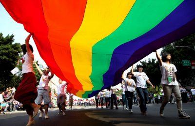 Taiwan negara pertama Asia ijinkan pernikahan LGBT/ constitutionnet