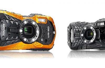 Ricoh WG-50  yang menggantikan posisi WG-30 sebagai kamera tahan banting