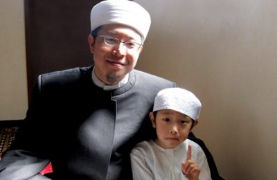 Ustadz Ahmad Abu Hakeem Maeno