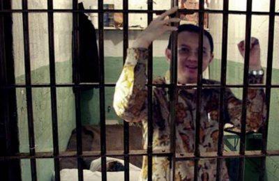 ilustrasi Ahok di penjara
