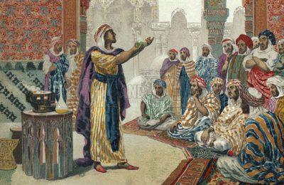 "Abu Mūsā Jābir ibn Hayyān atau Geber adalah muslim saintis ""Bapak Ilmu Kimia Modern"""