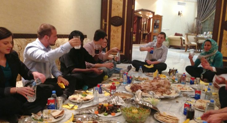 Suasana buka puasa expat asing dikalangan penduduk Saudi/ Life in Saudi Arabia Blog
