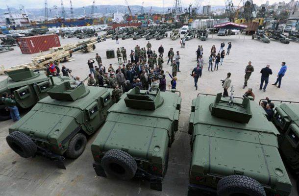 Persenjataan militer Filipina akan dimodernkan/ Philstar