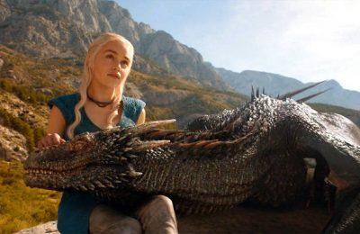 Daenerys Targaryen naga dalam Games of Throne kini jadi nama bayi