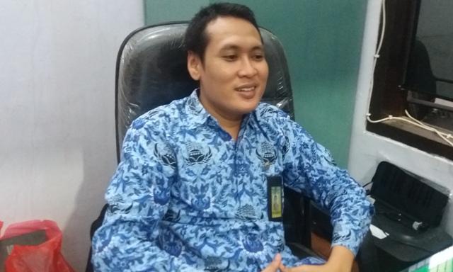 Kasie Haji dan Umrah Kantor Kementerian Agama (Kemenag) Kabupaten Situbondo, H Maulana Ridlo (foto fat)