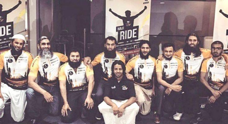 Bersepeda dari London ke Mekah untuk ber Haji