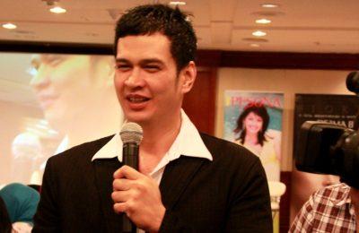 Dr Ryan Thamrin yang selama ini dikenal sebagai host di acara Dr Oz Indonesia meninggal dunia di Pekanbaru, Riau. (foto: ryan thamrin.com)