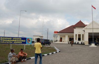 Bandara Notohadinegoro Jember. (foto: istimewa)
