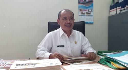Plt. Kepala Dinas Pendidikan Dan Kebudayaan Kota Tangsel, Taryono (Foto: istimewa)