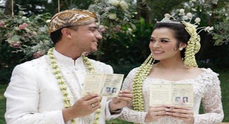 Raisa Akhirnya Resmi Menikah Dengan Hamish Daud Reportase News