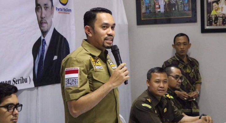 Anggota Komisi III Ahmad Sahroni mengkritik rencana Komisi Pemberantasan Korupsi (KPK) membentuk unit kerja berbasis wilayah.