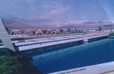 Jembatan Teuku Umar Kota Tangerang (istimewa)