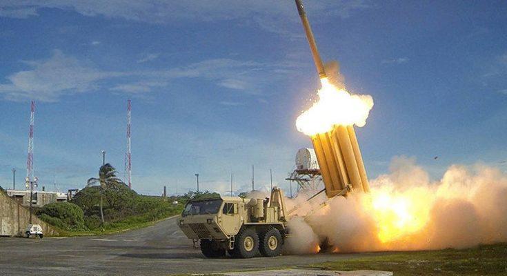 Persenjataan canggih THAAD mengancam wilayah Cina