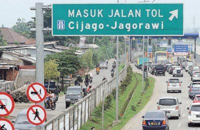 Tol Jagorawi. (foto: frontroll)