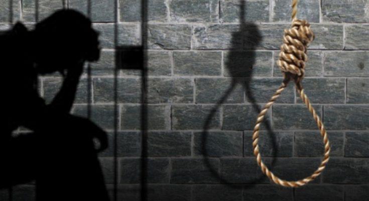 Ilustrasi tahanan gantung diri. (ilustrasi : kaliandanews)