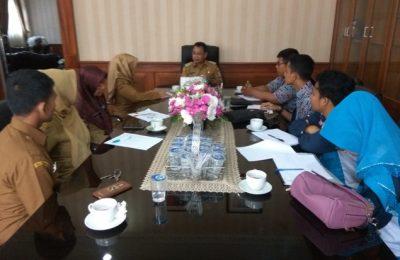 Genre (Generasi Berencana) bertemu Wali Kota Binjai (foto:van)