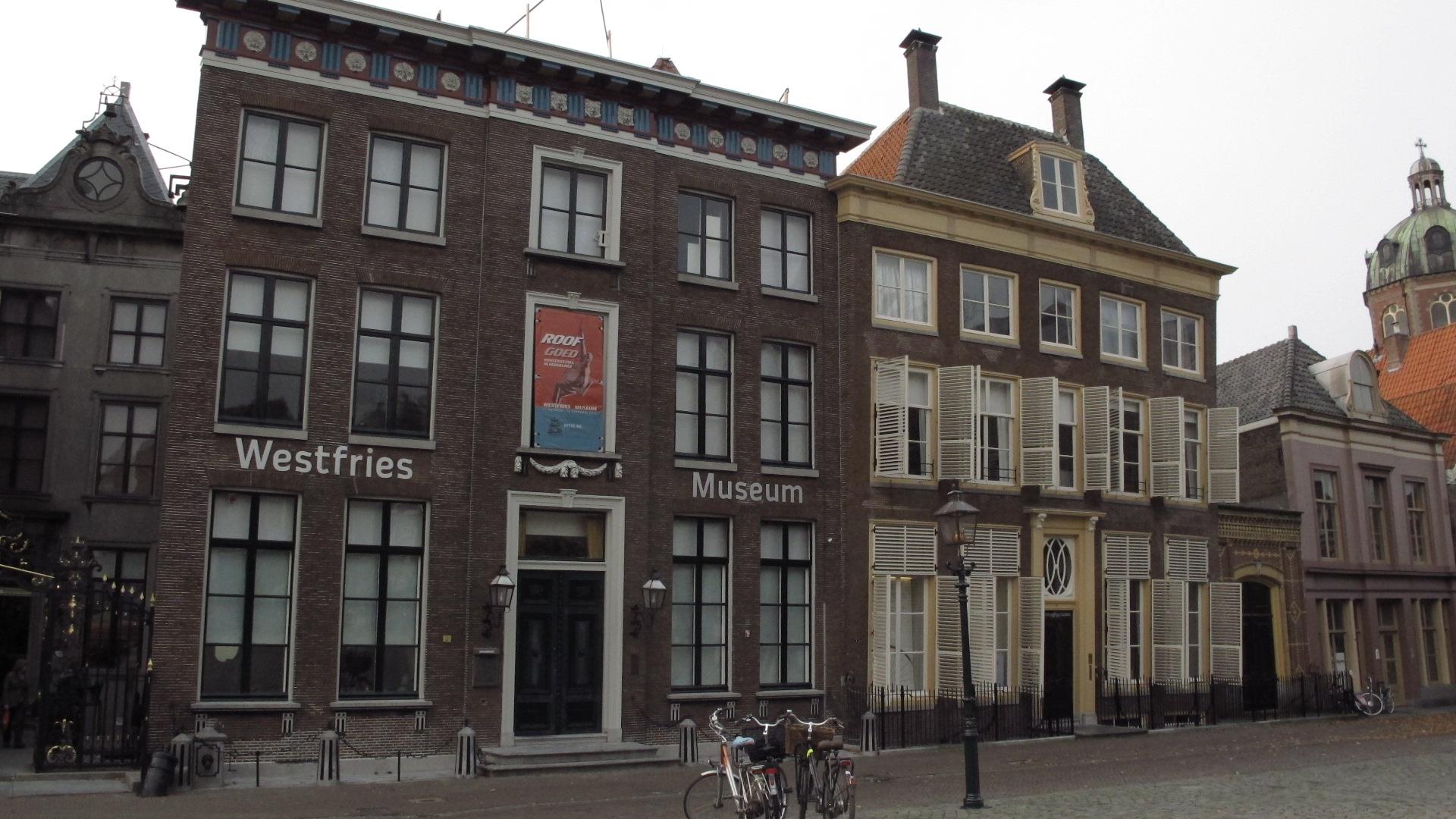 Museum Wesfries, bekas balaikota Hoorns.
