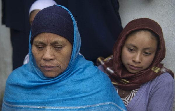 Perempuan suku Maya dan Tzotzil memakai hijab setelah pindah agama memeluk Islam/ Emirates