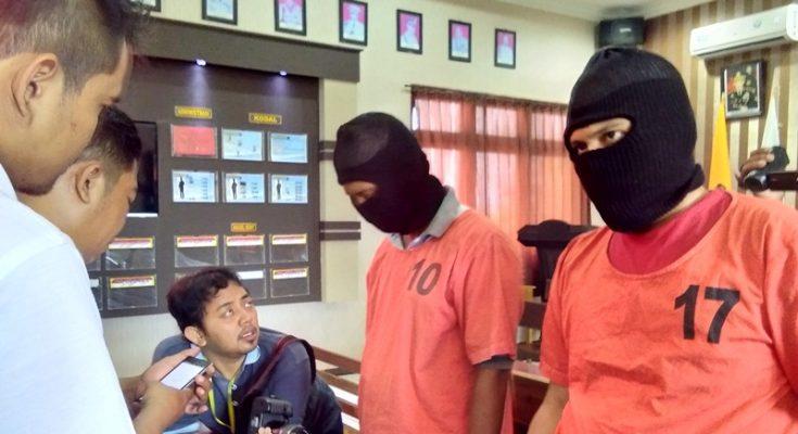 Dua PNS tersangka pemotongan dana desa ditangguhkan penahanannya. (foto: dic)