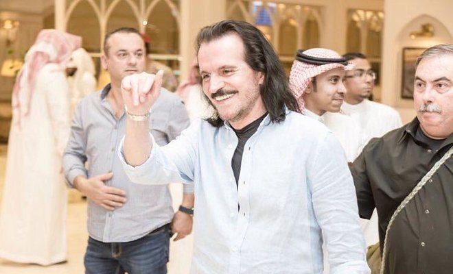 Musisi dan komposer dunia Yanni akan membuat konser di Arab Saudi/ Medsos