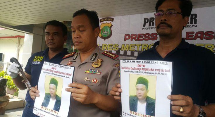 Daftar Pencarian Orang (DPO) keleompok Kriminal Bersenjata (KKB) yang di rillis Polda Papua. (foto: ist)